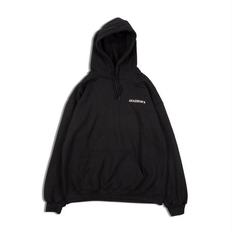 Bulugaria Hooded Sweatshirt (Black)