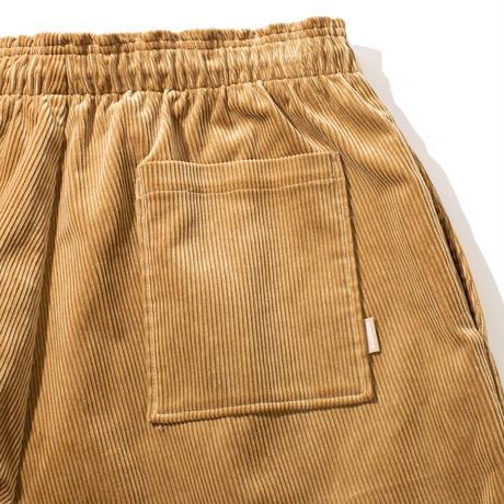 Corduroy Trousers (Tan)