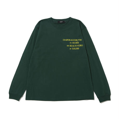 Musse L/S Tee (Ivy Green)