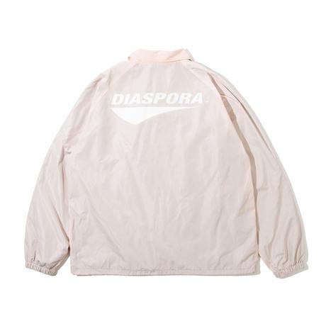 Tour Logo Coach Jacket (Pale Pink)
