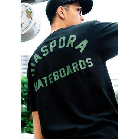 "Jazzy Sport x Diaspora skateboards JS 'SYMBIOSIS"" Tee (Black)"