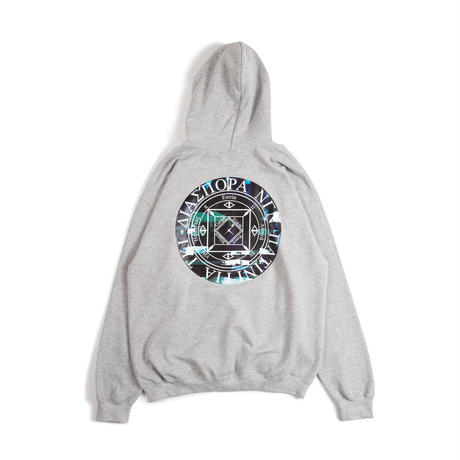 Prospect Magic Circle Hooded Sweatshirt (Grey)