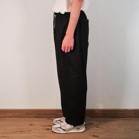 Wool Trouser / Black