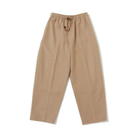 Wool Trouser / Camel