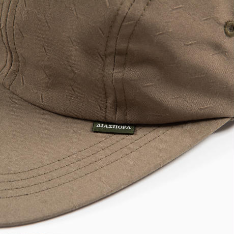 Pinched Long Bill Cap (Olive)
