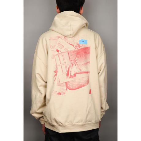 Ideal Hooded Sweatshirt (Sand)