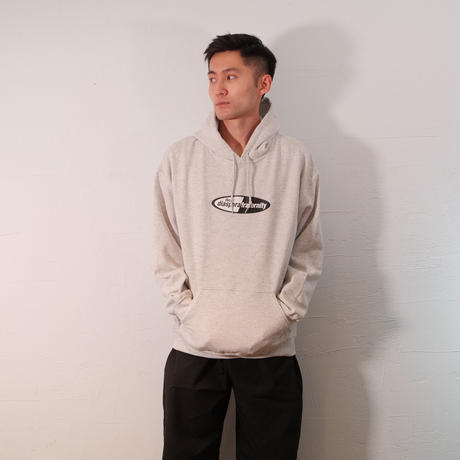 Scope Logo Hooded Sweatshirt (Ash)