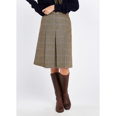 Spruce Tweed Skirt-Woodrose/スプルース ツイードスカート ウッドローズ(4213-54)