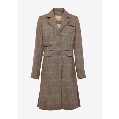 Blackthorn 3/4 Tweed Jacket Womens-Woodrose/ブラックソーン 3/4 ツイード レディースジャケット ウッドローズ(4114-54)