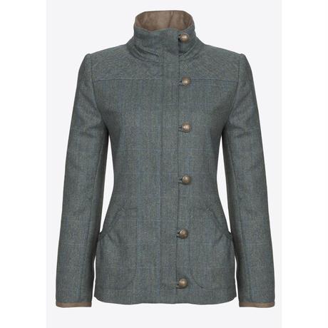 Bracken Tweed Jacket Womens- Mist/ブラッケン ツイード レディースジャケット  ミスト(4115-89)