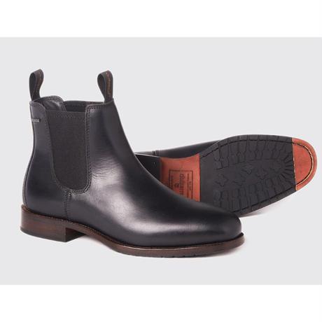 Kerrry Men's Sidegore Boots Black/ ケリー メンズサイドゴアブーツ ブラック(3986-01)