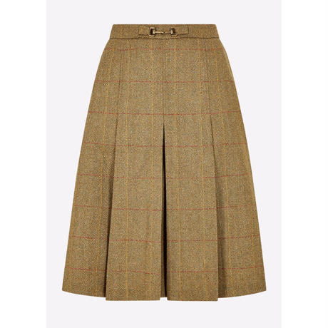 Spruce Tweed Skirt-Elm/スプルース ツイードスカート エルム(4213-67)