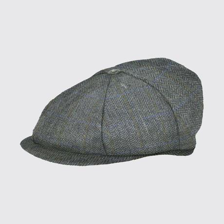 Collins tweed baker boy cap/Woodbine (No,9843-60)