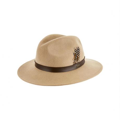 Gallagher Felt Hat 9877 /ギャラガー フェルトハット レザーベルト付