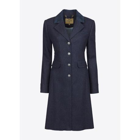 Blackthorn 3/4 Tweed Jacket Womens-Navy/ブラックソーン 3/4 ツイード レディースジャケット ネイビー(4114-03)