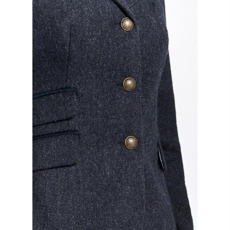 Buttercup Tweed Jacket Womens-Navy/バターカップ ツイード レディースジャケット ネイビー(3511-03)