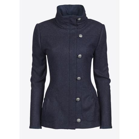 Bracken Tweed Jacket Womens- Navy/ブラッケン ツイード レディースジャケット  ネイビー(4115-03)