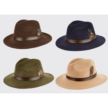 Gallagher Felt Hat /Olive オリーブ(No,9877-09)