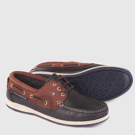 Commodore X LT / Navy×Brown