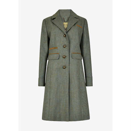Blackthorn 3/4 Tweed Jacket Womens-Rowan/ブラックソーン 3/4 ツイード レディースジャケット ロワン(4114-69)