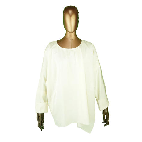 goto asato  Select Holiday Pullover〔GA-PL01Z〕 (02:Flowers on Ivory)