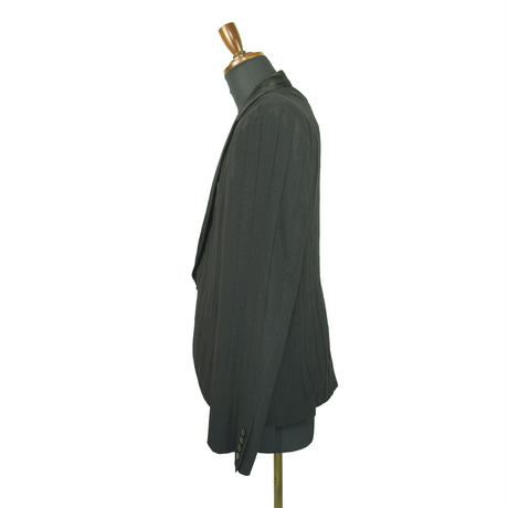 KOHSHIN  SATOH  メンズ ラメスーツ〔PSU-506〕(Black 48)