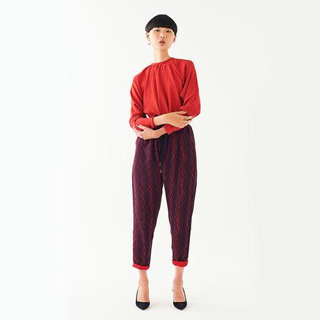 goto asato   Color Maxi T-shirt    〔HP-TS02C〕 (Red)