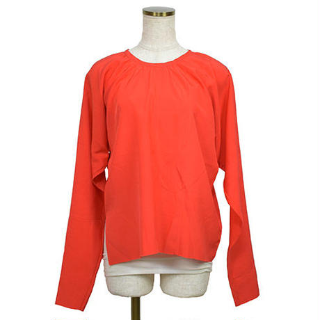 goto asato  Color Maxi T-shirt  〔HP-TS02C〕 (Vivid Orange)