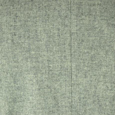 QUARTER FLASH  ウール ベルト付きジャケット〔G048〕