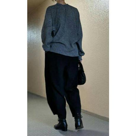 goto asato Shibori  Pullover 〔TW-PL01Z〕 (AF:Black)