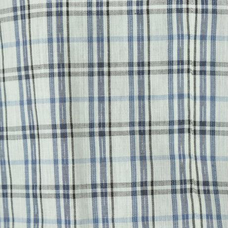 goto asato    Two-tone Jumpsuit〔GA-SS16-JS03〕(D:blue)