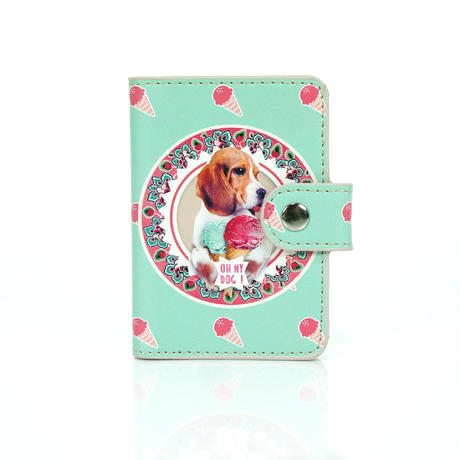 Bonjour Mon Coussin 12ポケット カードケース〔RCBEA〕