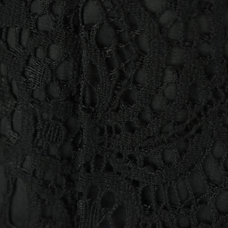 KOHSHIN  SATOH レディース レース ジョッパーズパンツ〔PL-793〕(Black 26)