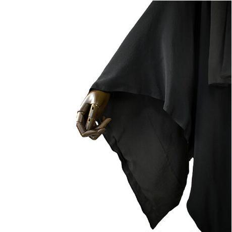 goto asato  Black  Kilt Cape   〔TW-CP01P〕(AF:Black)