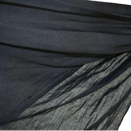 goto asato  Monk Scarf〔TW-SC01B〕(AF:Black)