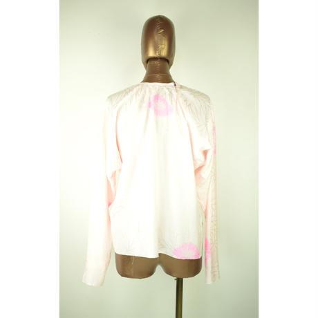 goto asato Fun Maxi T-shirt〔LT-TS02X〕 (02:ベビーピに菊とピ絞り)