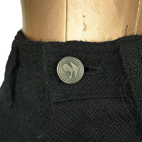 KOHSHIN  SATOH  レディース インド刺繍パンツ〔ShowSample〕(Black 26)