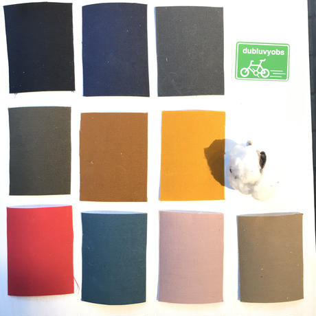 【受注生産】ケイオス! リュックサック21(2tone) -カラーオーダー(2色)-