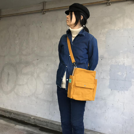 【受注生産】ノウユアライツバッグType1 -カラーオーダー-