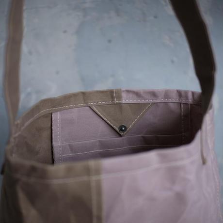 【ちょっとしたお買い物のお供にぜひ!】コヴェントリーバッグ M -ゴマベージュ/アシュリーピンク-