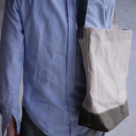できたてほやほや【リネン帆布限定入荷!】コヴェントリーバッグ  リネン -スモーキーブルー/カーキ-