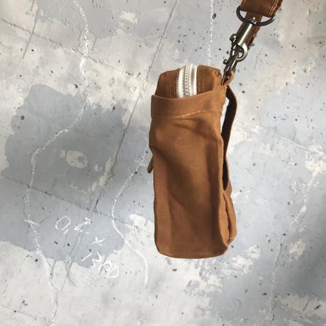 【新しいポケットシリーズ!】ノウユアライツポケット ヨコ型  -マサラブラウン-