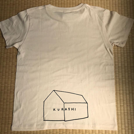 KURASHI Tシャツ *girl's Mサイズ