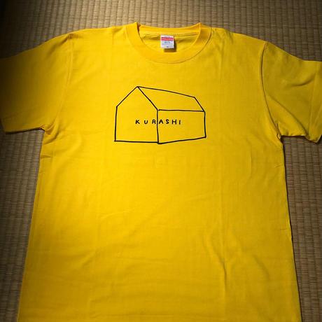 KURASHI Tシャツ *men's M/Lサイズ