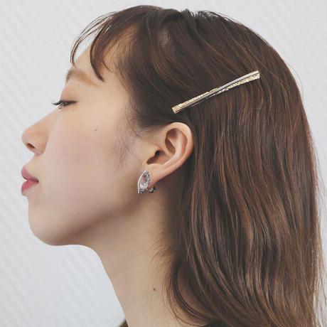 〈DE-CP13〉metal long hairpin