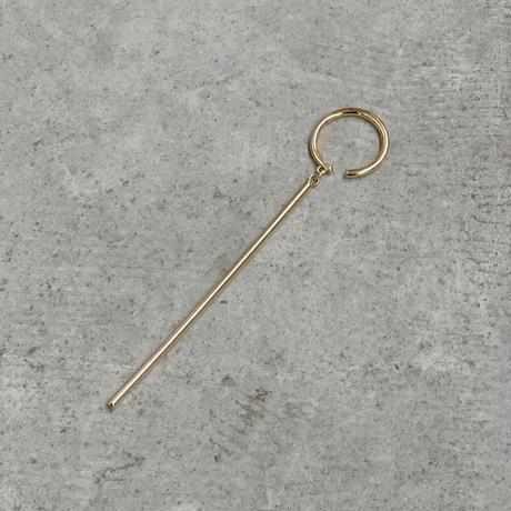 〈DE-EC56〉stick earcuff