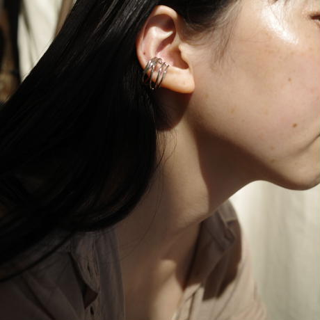 〈DE-EC58〉multiple earcuff