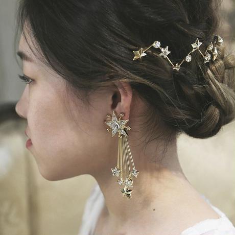 〈DE-ER176〉joy earring