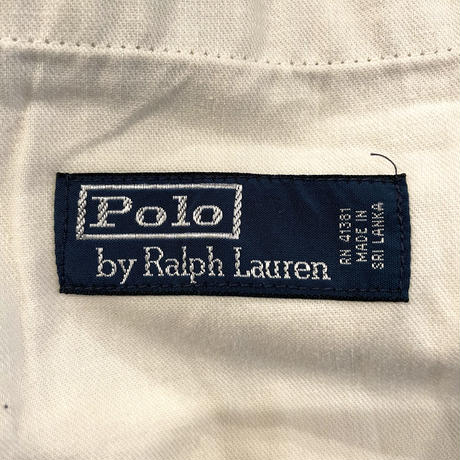 POLO by Ralph Lauren 総柄ハーフパンツ ラルフローレン 短パン (S1024)