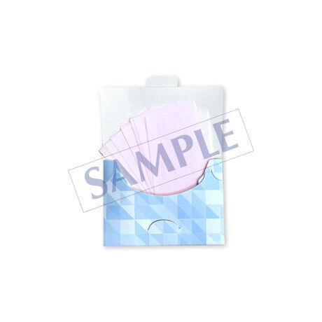 紙石鹸入りメッセージカード(10セット)